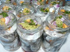 Fresh Rolls, Mason Jars, Ethnic Recipes, Food, Preserve, Diet, Essen, Mason Jar, Meals