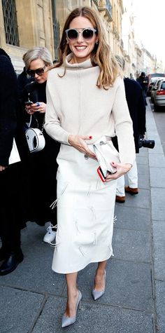 Look of the Day - March 06, 2015 - Olivia Palermo from #InStyle