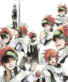 Lavi! D. Gray Man