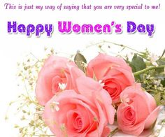 Make the women of your life feel special on #InternationalWomensDay with this exotic #Ecard.