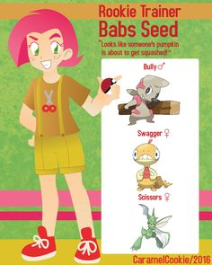 My Little Rookie Pokemon Trainer - Babs Seed by CaramelCookie on DeviantArt My Little Pony List, My Little Pony Comic, My Little Pony Pictures, Pokemon Team, Pokemon Sun, Disney Crossovers, Cartoon Crossovers, Cartoon Network Adventure Time, Adventure Time Anime