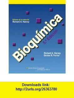 Bioquimica (Lippincotts Illustrated Reviews Series) (Spanish Edition) (9788496921832) Richard A. Harvey PhD, Denise R. Ferrier , ISBN-10: 8496921832  , ISBN-13: 978-8496921832 ,  , tutorials , pdf , ebook , torrent , downloads , rapidshare , filesonic , hotfile , megaupload , fileserve