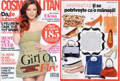Revista Cosmopolitan - editia Aprilie 2013