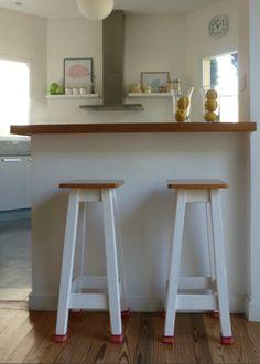 1000 images about spaciodeco on pinterest pallets - Barras para cocinas pequenas ...