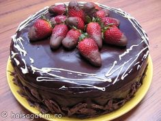 Tort cu mousse de ciocolata (IMG 52403)   imagine reteta