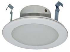 "Wonder if this can actually go in the ceiling of the shower? Albalite Shower Trim for 4"" Low Voltage Recessed Can AH Lighting http://www.amazon.com/dp/B008RPT18C/ref=cm_sw_r_pi_dp_Cc.6tb0D1K9HR"