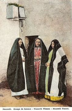 Women from Nazareth | Community Post: 31 Unbelievable Photographs Israel Doesn't Want You To See!