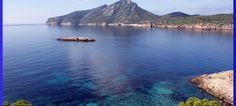 Dragonera island in Mallorca