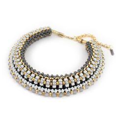 Congo Statement necklace