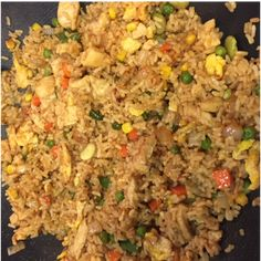 Panda express copycat fried rice recipe pinterest fried rice my recipe for better than take out fried rice ccuart Images