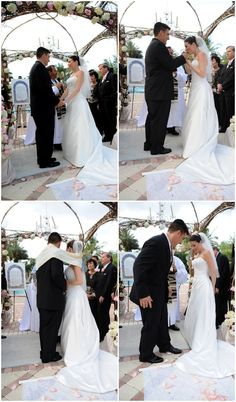 Jewish Wedding Ceremony - Mazelmoments.com