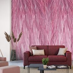 #pink #feather #Divas Diva Design, Divas, Feather, Curtains, Pink, Collection, Home Decor, Quill, Blinds