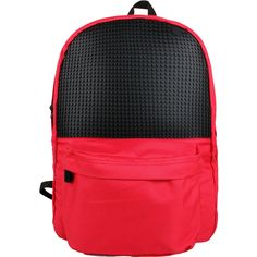 Upixel School Backpack – DIY Pixel Art – Student Book Bag – Red >>> You can get more details by clicking on the image. (This is an Amazon Affiliate link and I receive a commission for the sales)