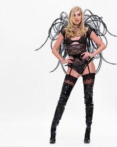 "thesuperangels: "" Elsa Hosk fitting for the Victoria's Secret Fashion Show 2016 for the ""Secret Angel"" segment. """