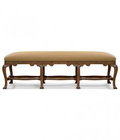 CALIFIA BENCH - Formations Ottoman Stool, Corner House, Dining Bench, Upholstery, Furniture, Design, Home Decor, Powder, Exercise