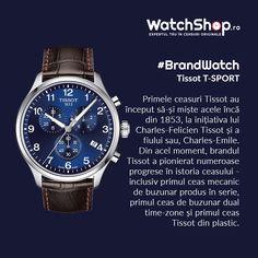 Stiai caTissot a creat primul ceas mecanic de buzunar produs în serie și primul ceas de buzunar dual timezone? Descopera intreaga colectie pe WatchShop.ro Manado, Watch Brands, Chronograph, Watches, Cool Stuff, Accessories, Wrist Watches, Cool Things, Brand Name Watches