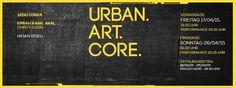 [Eröffnung] URBAN. ART. CORE. (Sezai Coban & Thirty-Four) – Heyevent.de #book launching #Mein Medikament Yoga #performance #art #Hop Hop #Urban Art Core #GRATEFUL