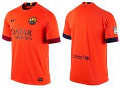 Barcelona Away Kit