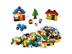 4628 - LEGO® Fun with Bricks - LEGO® building has never been so much fun!