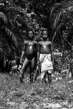 1977 LIBERIAN CHILDREN