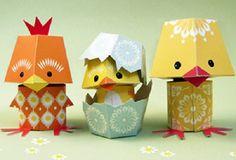 Lavoretti di Pasqua con il cartoncino, tante idee fai da te per grandi e bambini [FOTO]