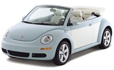 So cute!  VW Final Beetle - Limited Edition of 1500.  :-)