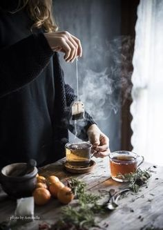 Who doesn't enjoy a hot cup of Earl Grey Tea now and there again.