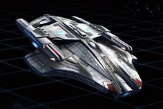 federation starships | ... starship type consists of the Hermes Class, Dervish Class, and the
