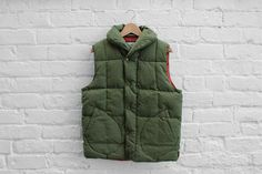Penfield Clermont Vest featured in @FUSShop Newsletter.