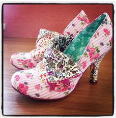 Gorgeous Irregular Choice shoes :)