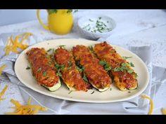 Szezonális kedvenceink: töltött cukkini   Mindmegette.hu Tandoori Chicken, Make It Yourself, Ethnic Recipes, Food, Essen, Meals, Yemek, Eten
