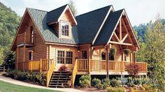 62 best log home exteriors images log homes exterior log homes rh pinterest com