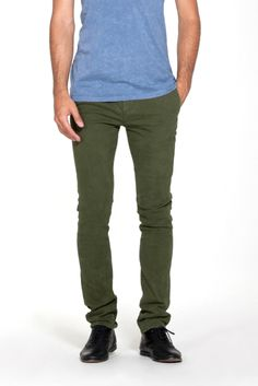 obey - men's juvee chino pant (olive) - obey | 80's Purple