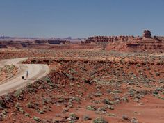 Rave Run: Valley of the Gods, Utah  http://www.runnersworld.com/where-to-run/rave-run-valley-of-the-gods-utah