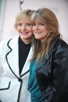 Susan Olsen and Florence Henderson, 2009.   The 'Brady Bunch' star is now an animal rights activist.