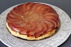 Quince tatin by Anne-Marie Bassoul