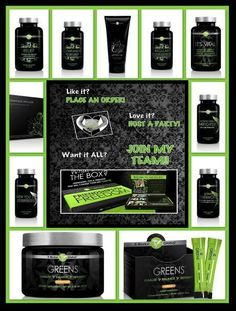 I'm working for a promotion, join my team and we can work it together. https://lizalexander.myitworks.com
