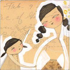 love this illustration style