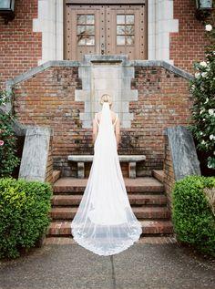 Annie Ekstrom Bridal 'Lucy' veil   Www.annieekstrombridal.com