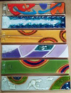 portasahumerios vitrofusion Glass Backsplash Kitchen, Micro Macrame, Kandinsky, Fused Glass, Glass Art, Abstract, Crafts, Painting, Image