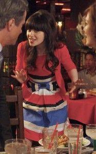 Jess (Zooey Deschanel) in New Girl