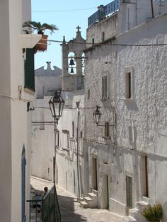 Ostuni known as Città Bianca - the White City Copyright: Aleksandar Dekanski