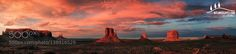 Sunset Of Monument Valley by LucaCoscarelli1 via http://ift.tt/1R74iBl