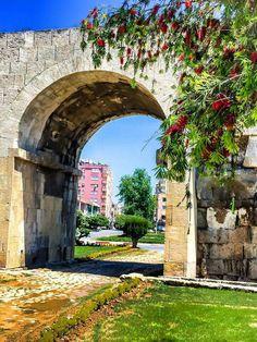 Kleopetra&Antonyus Kapısı Tarsus Mersin Turkey