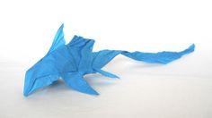 Ratfish by foldingW.EL.L