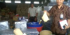Inspeksi Mendadak, BPOM Provinsi Banten : Masih Banyak Makanan Yang Mengandung Formalin