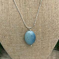 Leland Blue Pendant Necklace