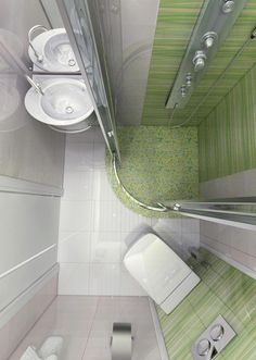 tiny bathroom Simple Bathroom Remodel Ideas - Every bathroom remodel begins with a style suggestion. From standard to contemporary to beach-inspired, bathroom style options are endless. Our gallery showcases bathroom makeover ideas. Very Small Bathroom, Tiny Bathrooms, Steam Showers Bathroom, Tiny House Bathroom, Bathroom Design Small, Bathroom Layout, Simple Bathroom, Bathroom Interior, Bathroom Ideas