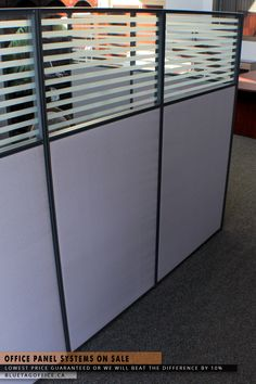 Wall Panel Systems on SALE  Blue Tag Office Ltd. ph: 1 888 264 2824 http://www.bluetagoffice.ca Quality office furniture for very cheap! Lowest price guaranteed or we will beat the difference by 10%   #highquality #highend #luxury #office #furniture #officefurniture #furnituresale #canadianfurniture #lowestprices #wall #panel #system #panelsystem