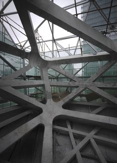 Guangzhou Opera House, Zaha Hadid | Top Architects http://www.bestinteriordesigners.eu/top-architects-zaha-hadid/ #best #architect #designer #design #interior #architecture